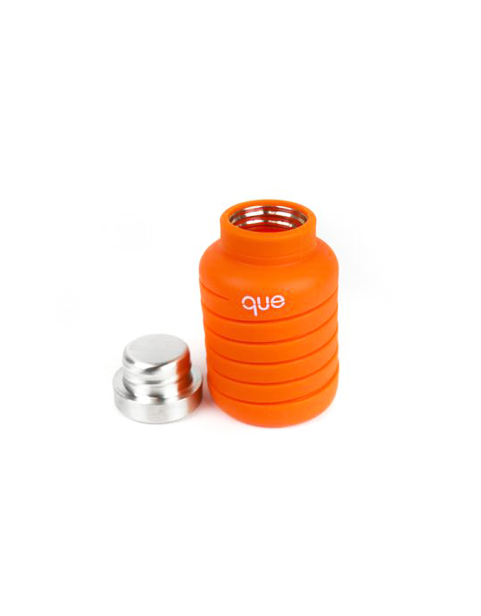 que Bottle, Sunbeam Orange, 20 oz