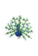 Nanoblock Deluxe Peacock