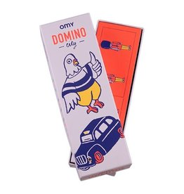 OMY Colouring Domino Game
