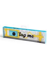 Ototo Tag Me Yellow Luggage Tag