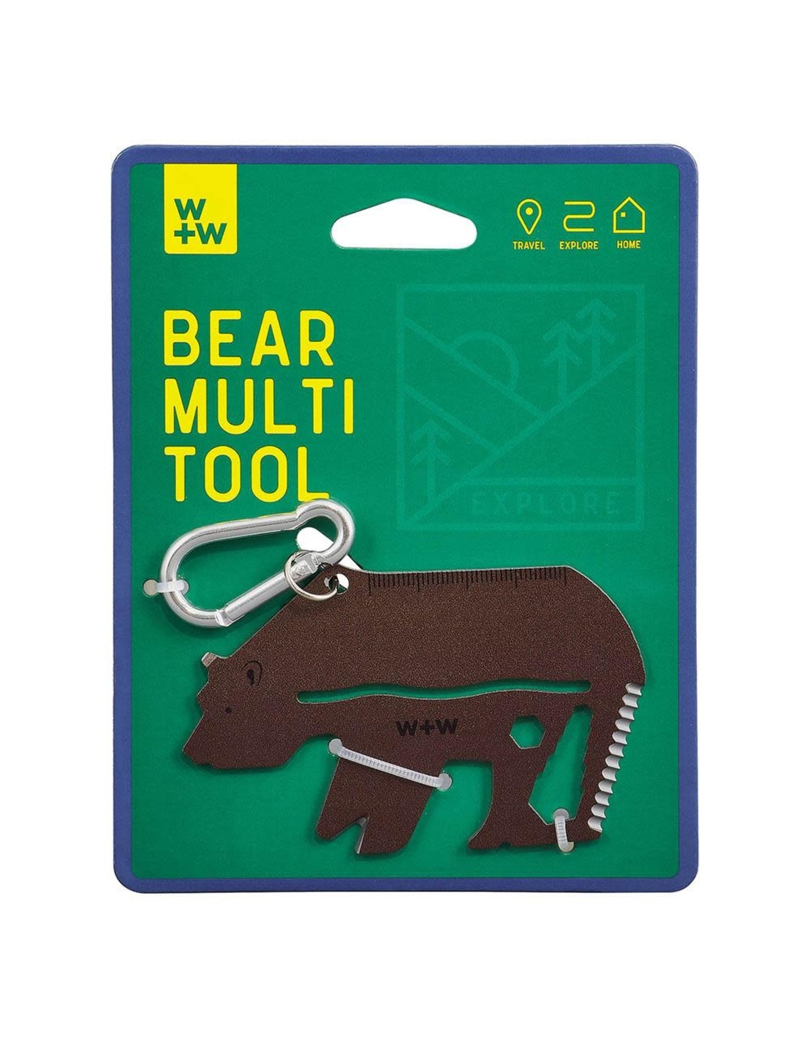 Wild + Wolf Bear Multi Tool