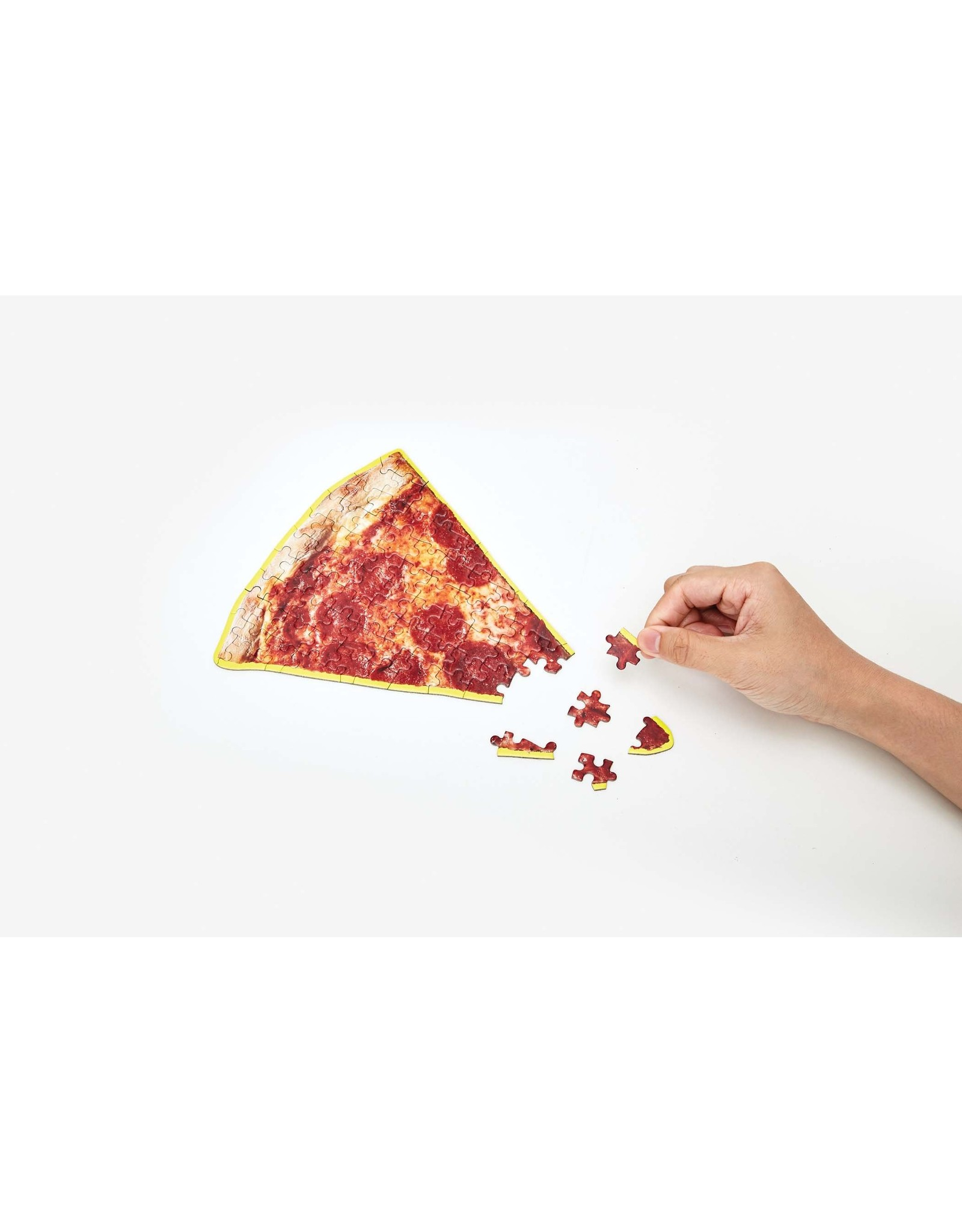 Areaware Little Puzzle Thing, New York Pizza Slice
