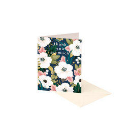 Clap Clap Wildflower Thank You Card