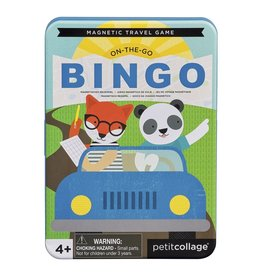 Petite Collage Magnetic Travel Game, Bingo