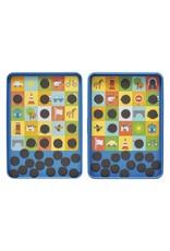 Petite Collage Magnetic Travel Game, Bingo