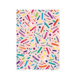 Wrap Confetti Gift Wrap