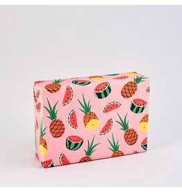 Wrap Pineapples and Watermelons Gift Wrap