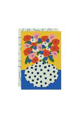 Wrap Flowers Card