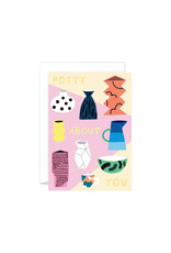 Wrap Potty About You Card