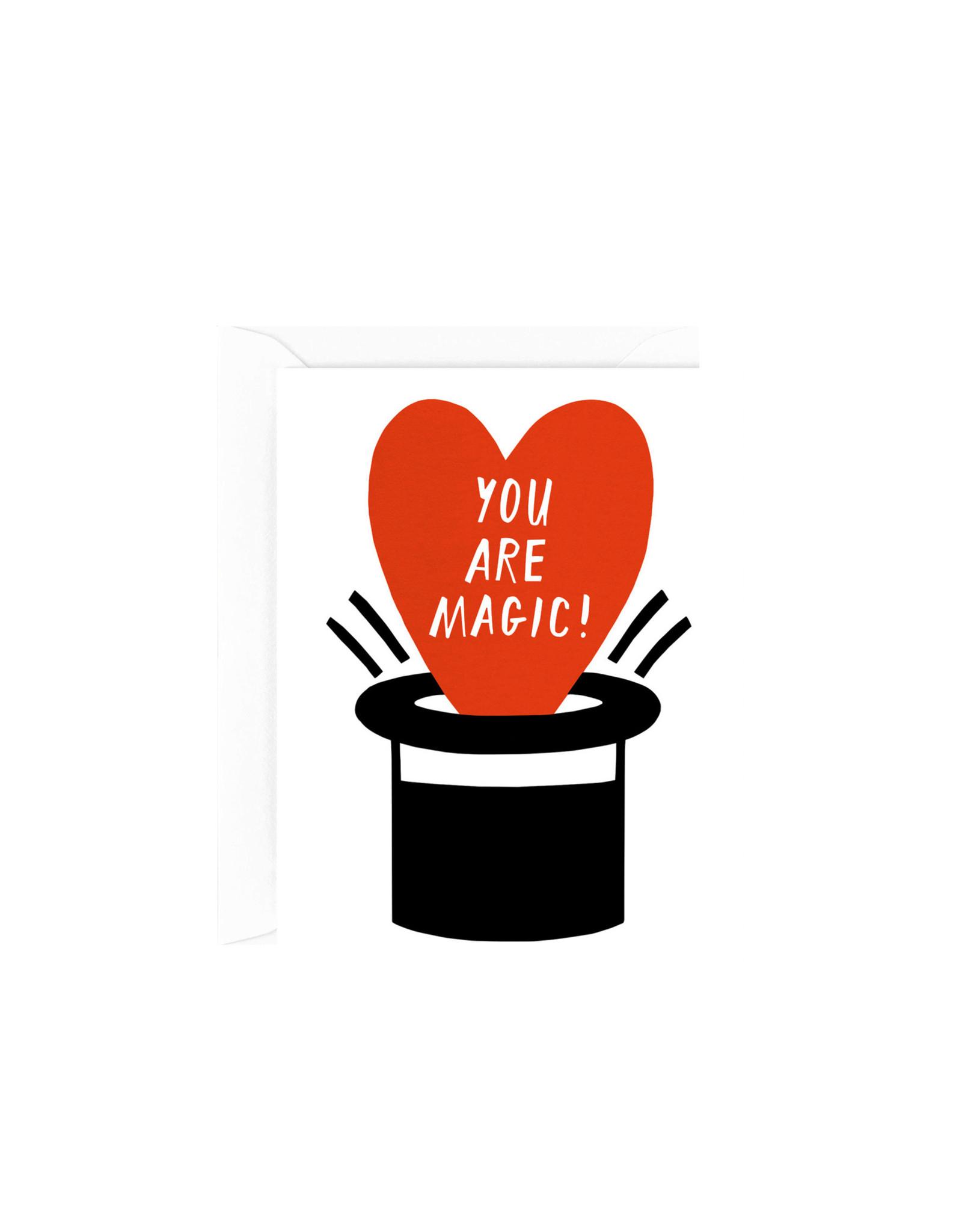 Wrap You Are Magic Card
