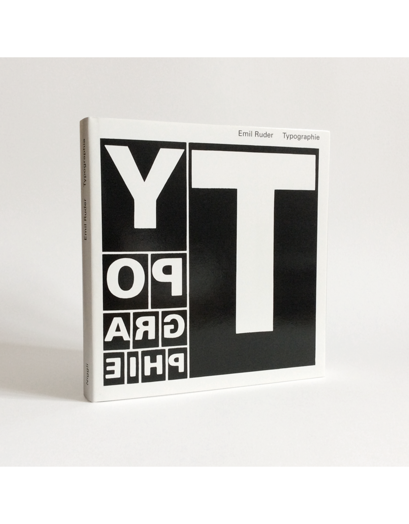 Typographie, Eighth Edition
