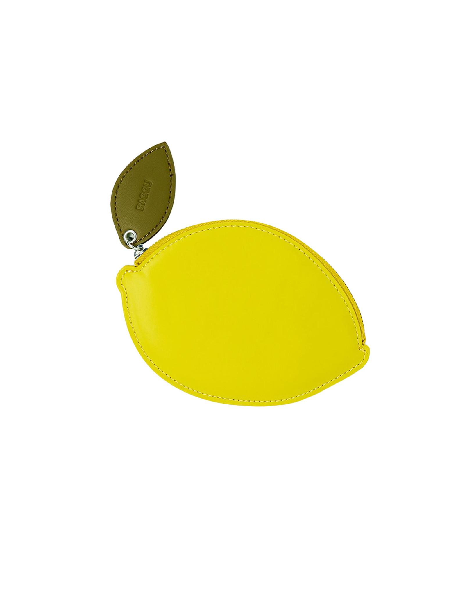Baggu Fruit Pouch, Citron