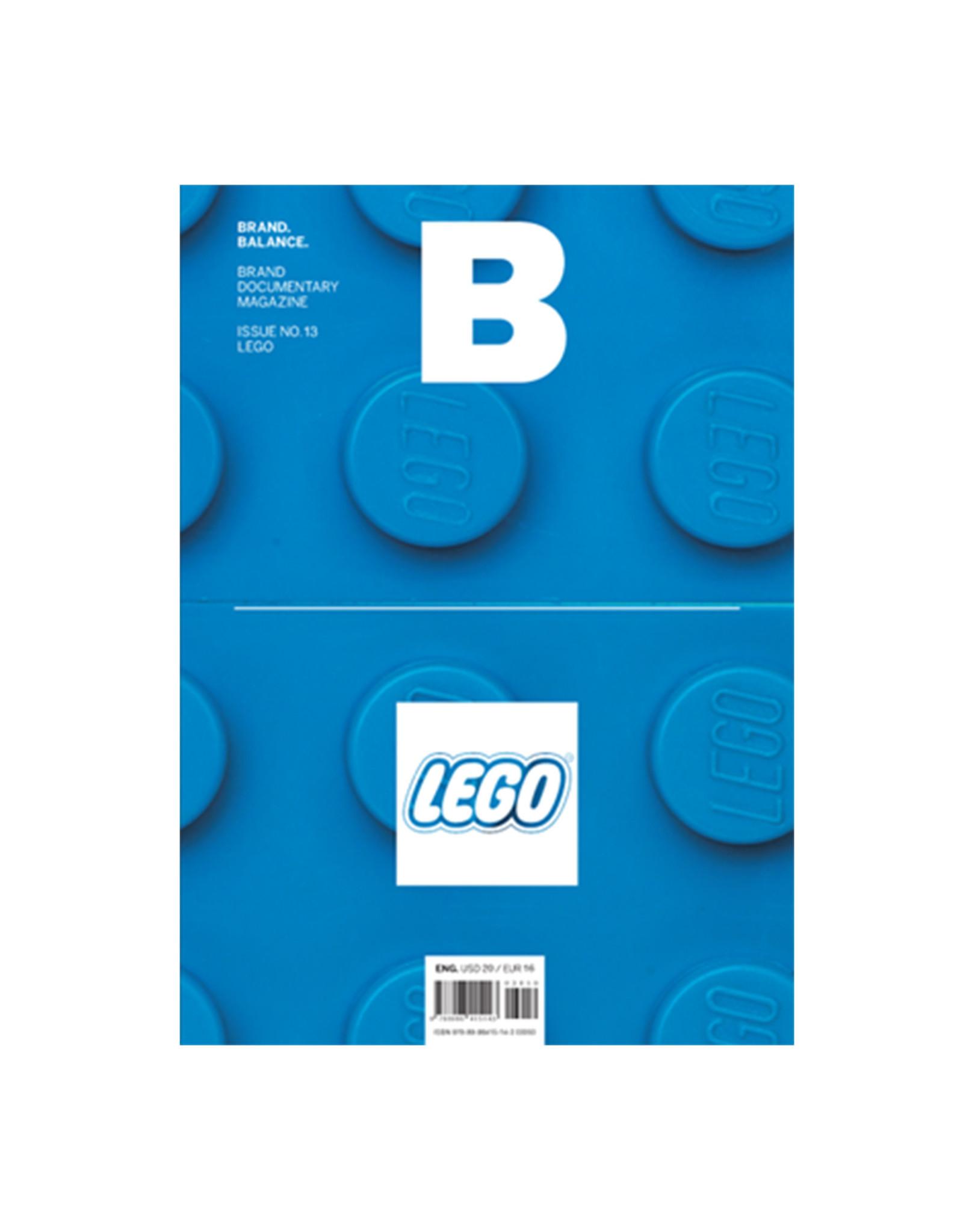 Magazine B, Issue 13 Lego