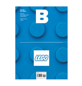 Magazine B, Issue 13 Lego