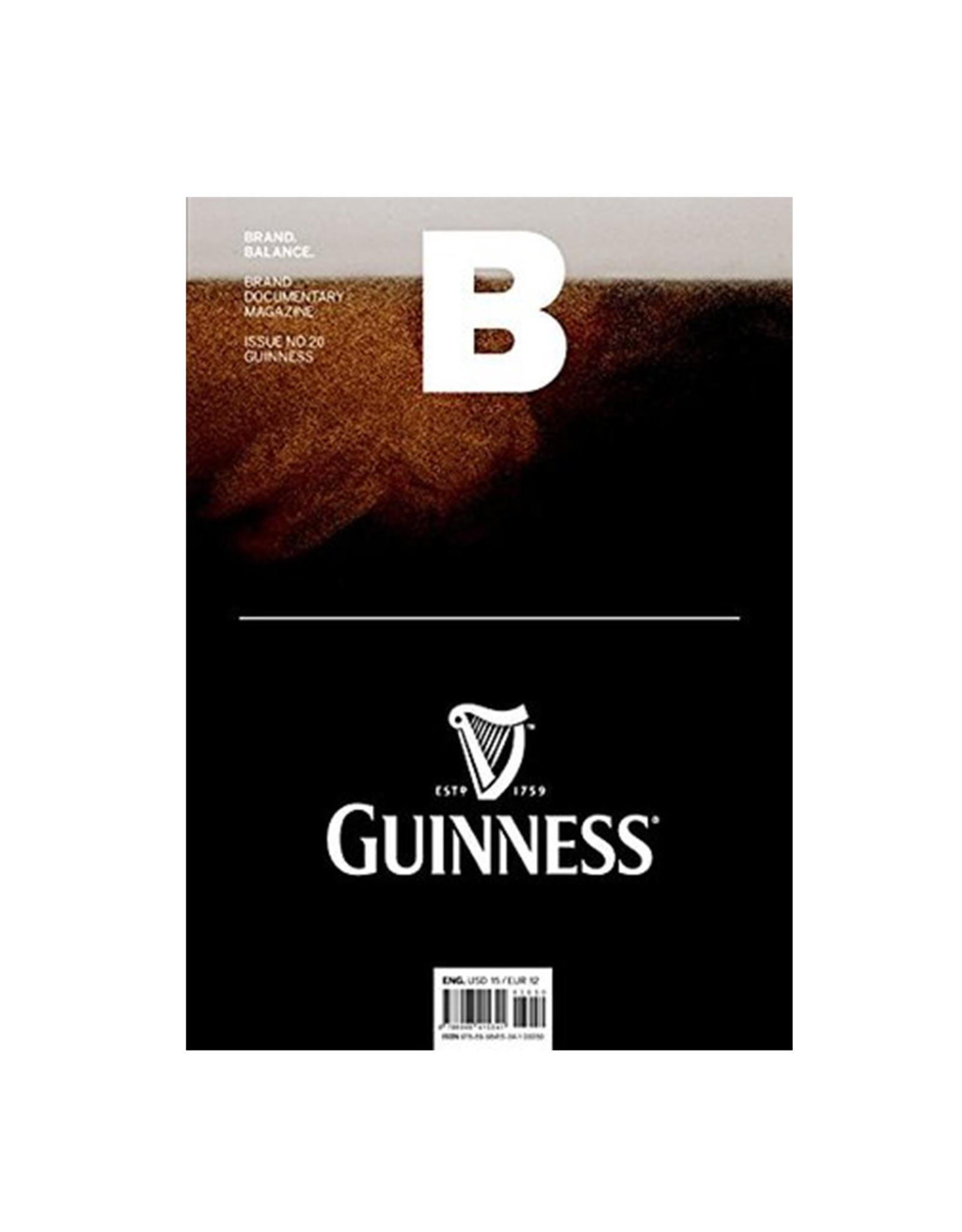 Magazine B, Issue 20 Guinness