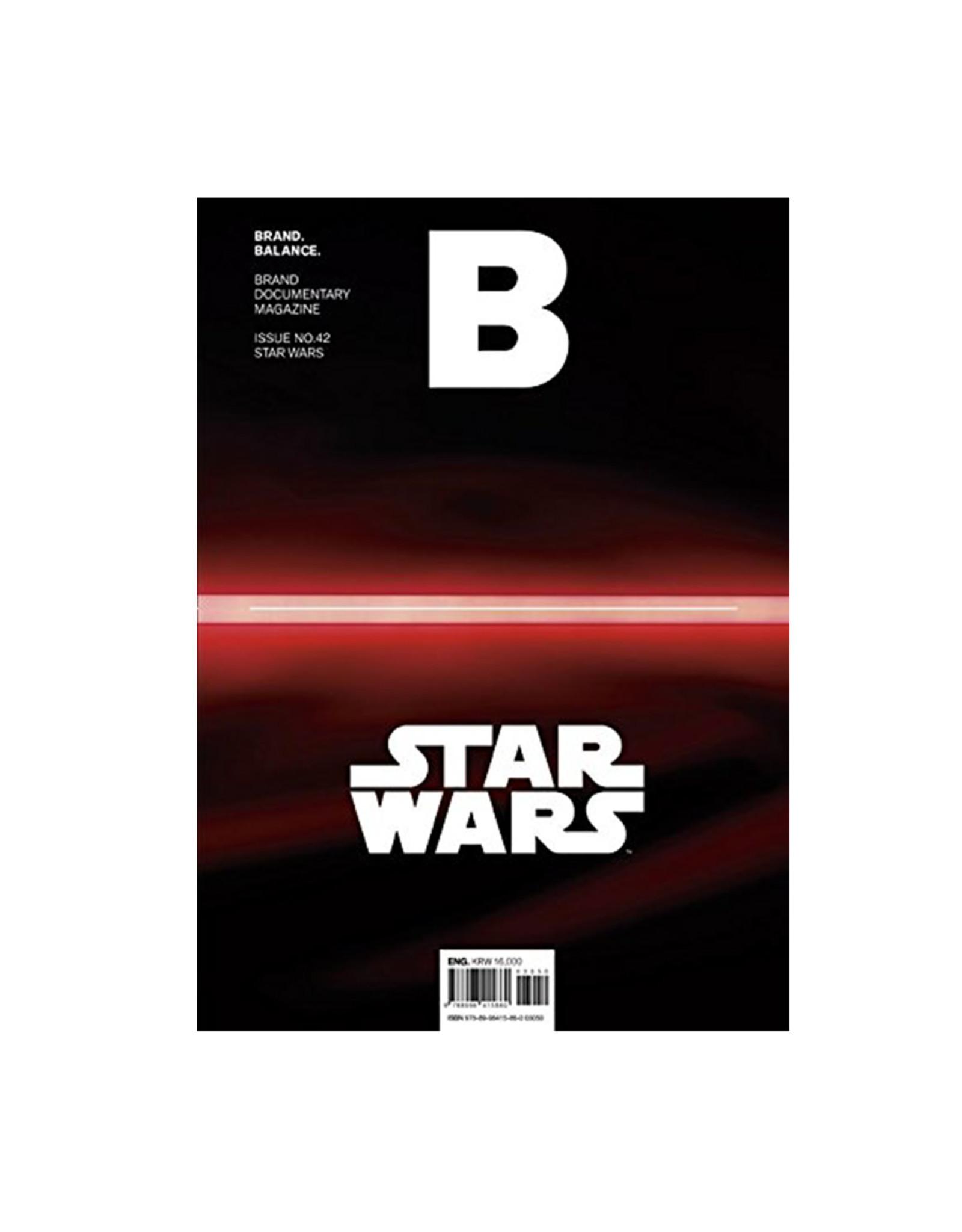 Magazine B, Issue 42 Star Wars