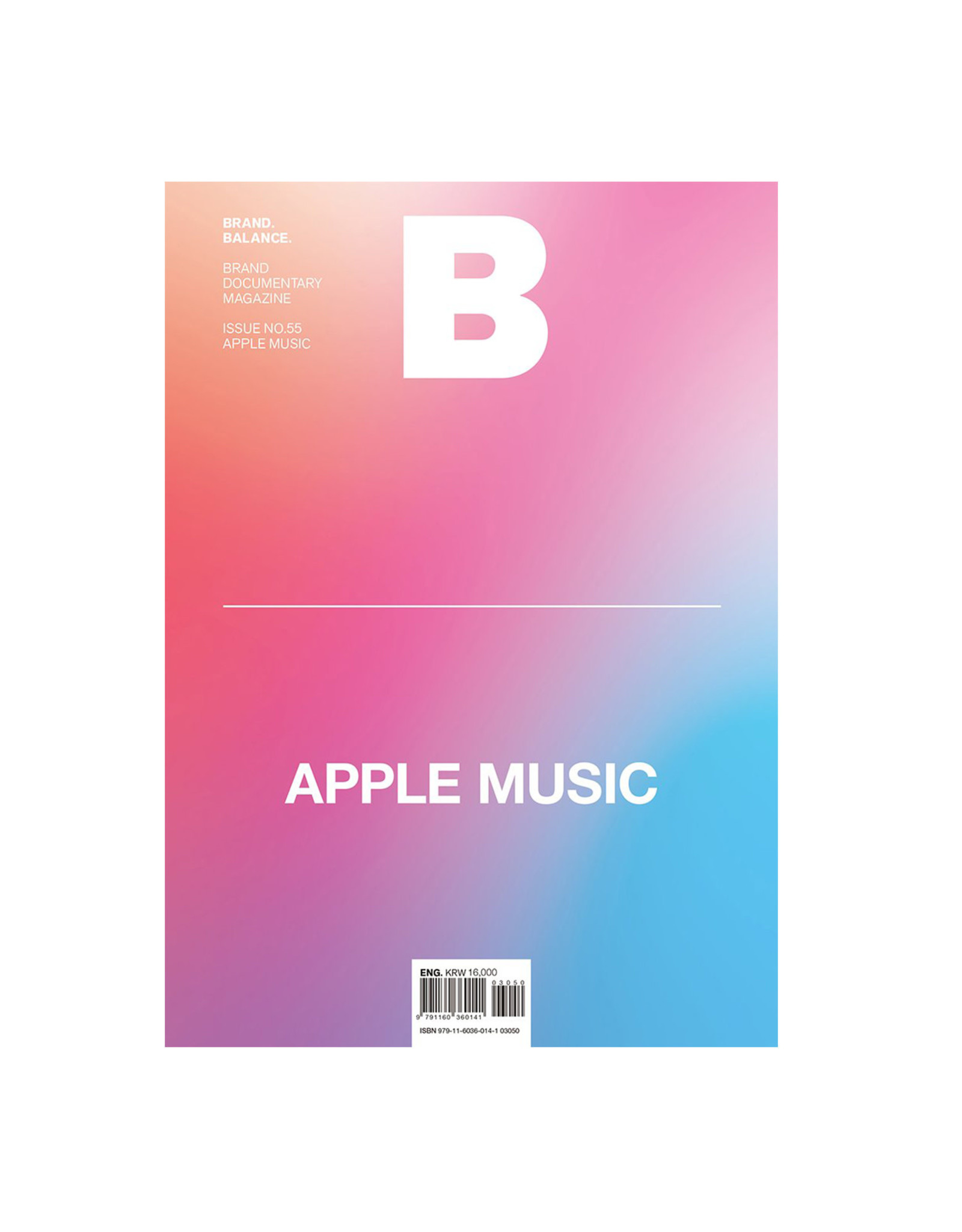 Magazine B, Issue 55 Apple Music