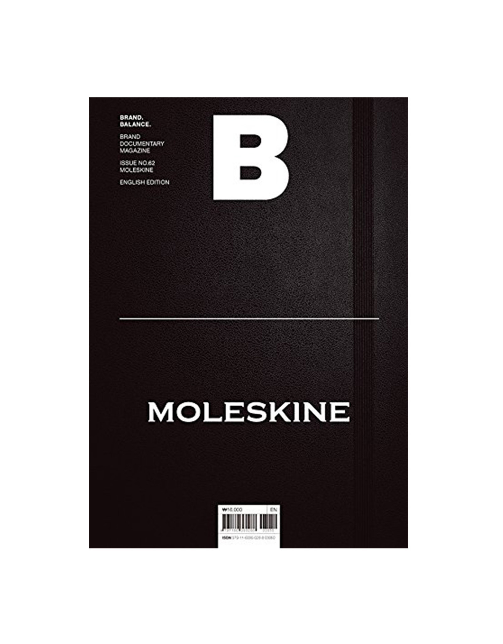 Magazine B, Issue 62 Moleskine