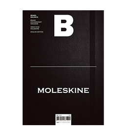 Magazine B, Issue 62 Moleskine
