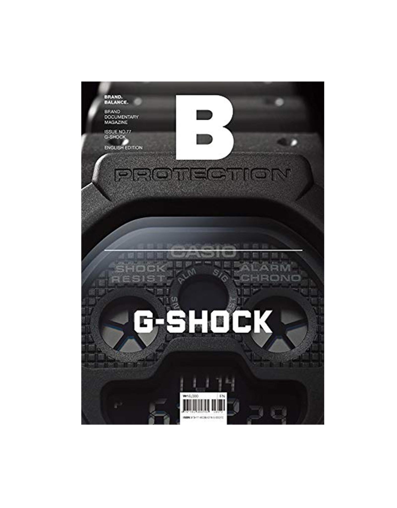 Magazine B, Issue 77 G-Shock