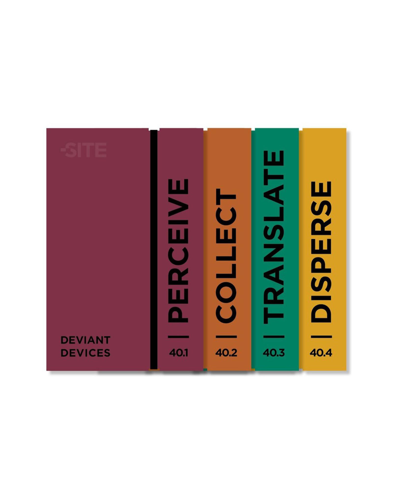 Site Magazine Volume 40, Deviant Devices