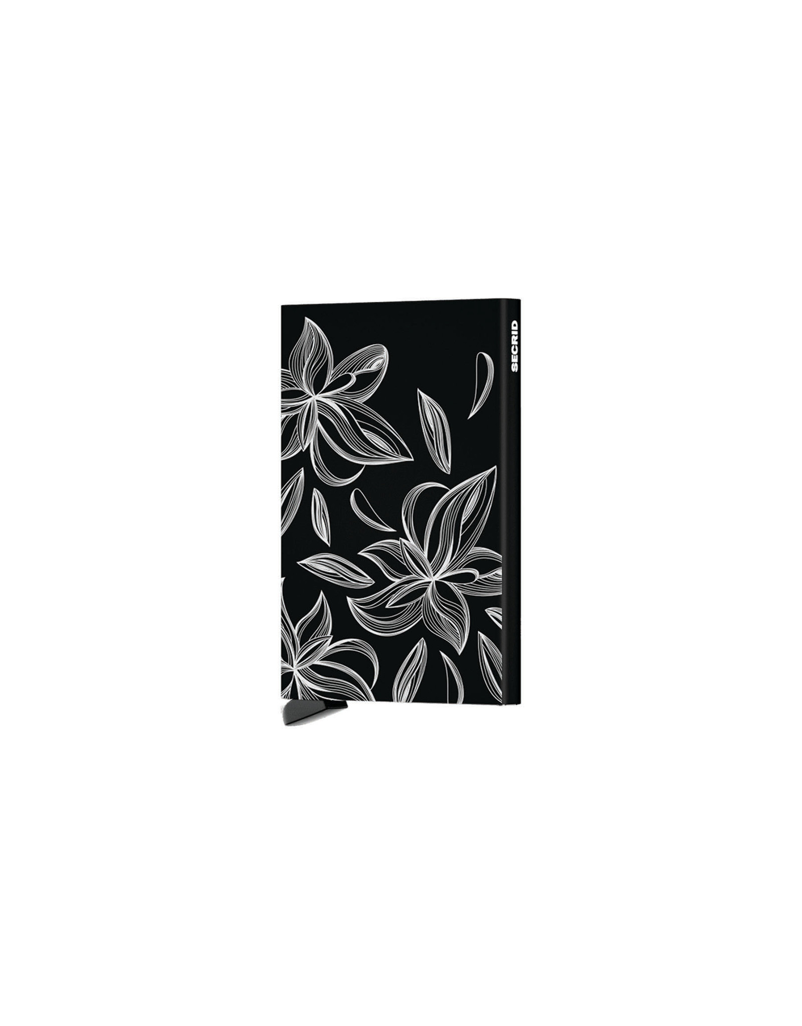 Secrid Cardprotector, Magnolia, Black