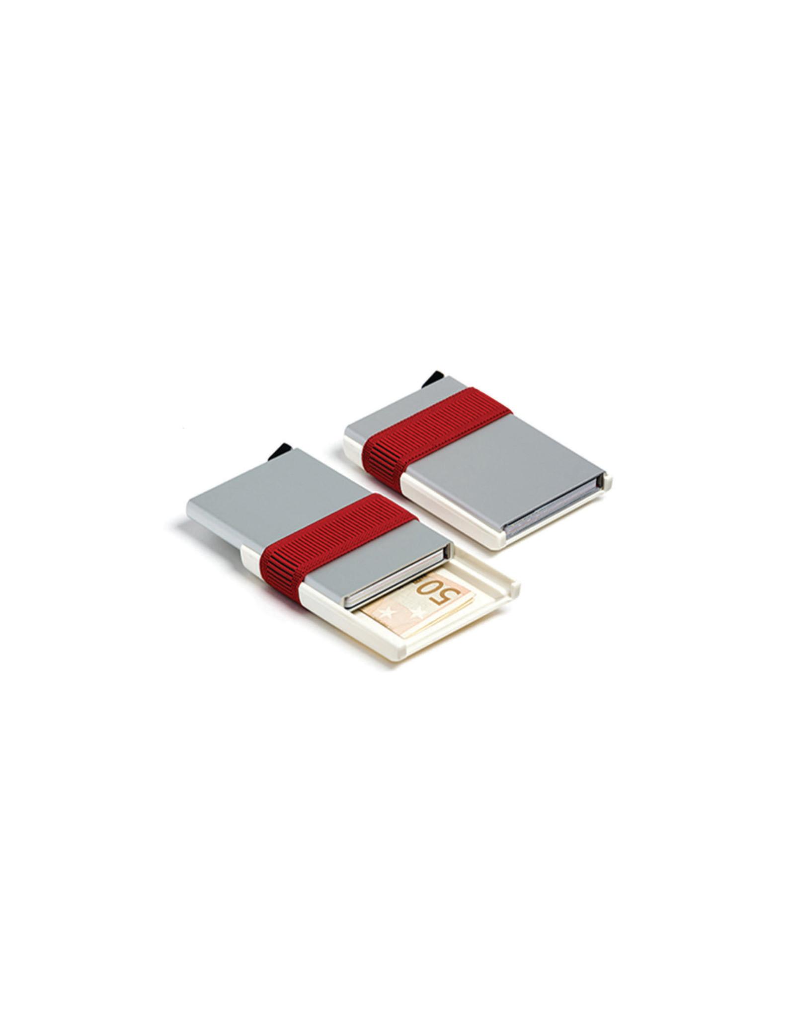 Secrid Cardslide, Amsterdam (red/white)