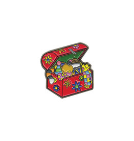 Happy Worker For the Love of Canada Pin, Tickle Trunk