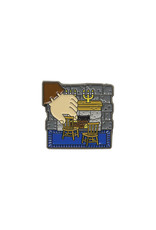 Happy Worker For the Love of Canada Pin, Friendly Giant