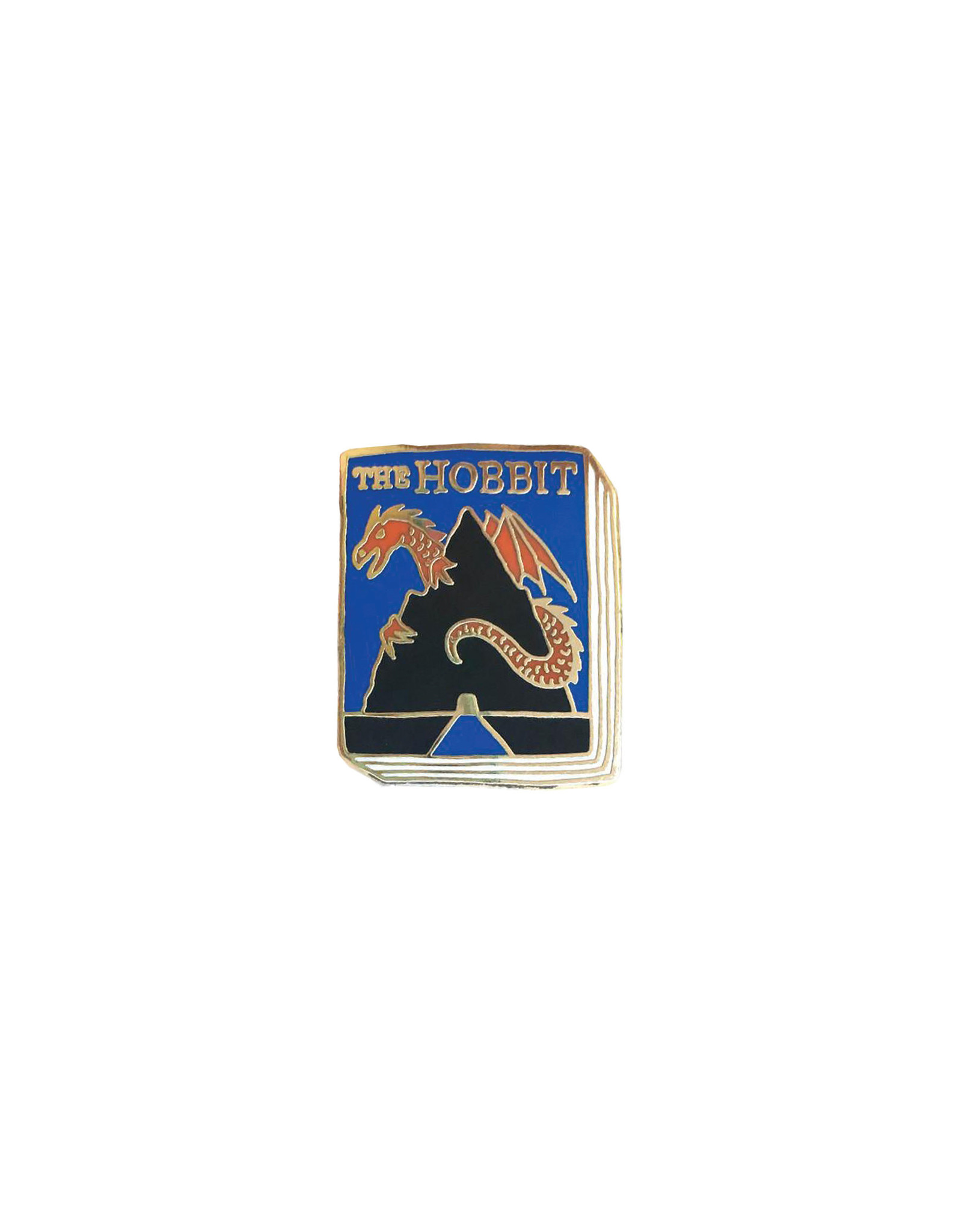 Ideal Bookshelf Book Pin: The Hobbit