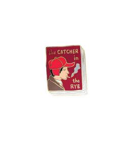Ideal Bookshelf Book Pin: The Catcher in the Rye