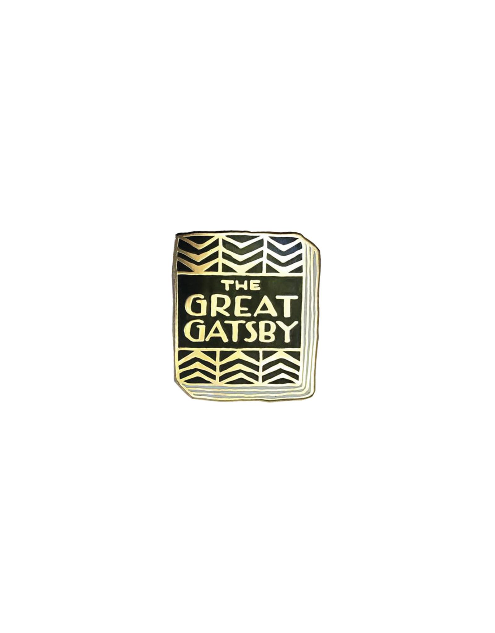 Ideal Bookshelf Book Pin: The Great Gatsby