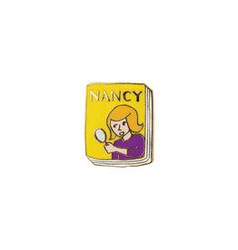 Ideal Bookshelf Book Pin: Nancy Drew