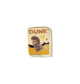 Ideal Bookshelf Book Pin: Dune
