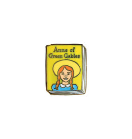 Ideal Bookshelf Book Pin: Anne of Green Gables