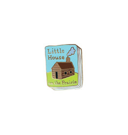 Ideal Bookshelf Book Pin: Little House on the Prairie