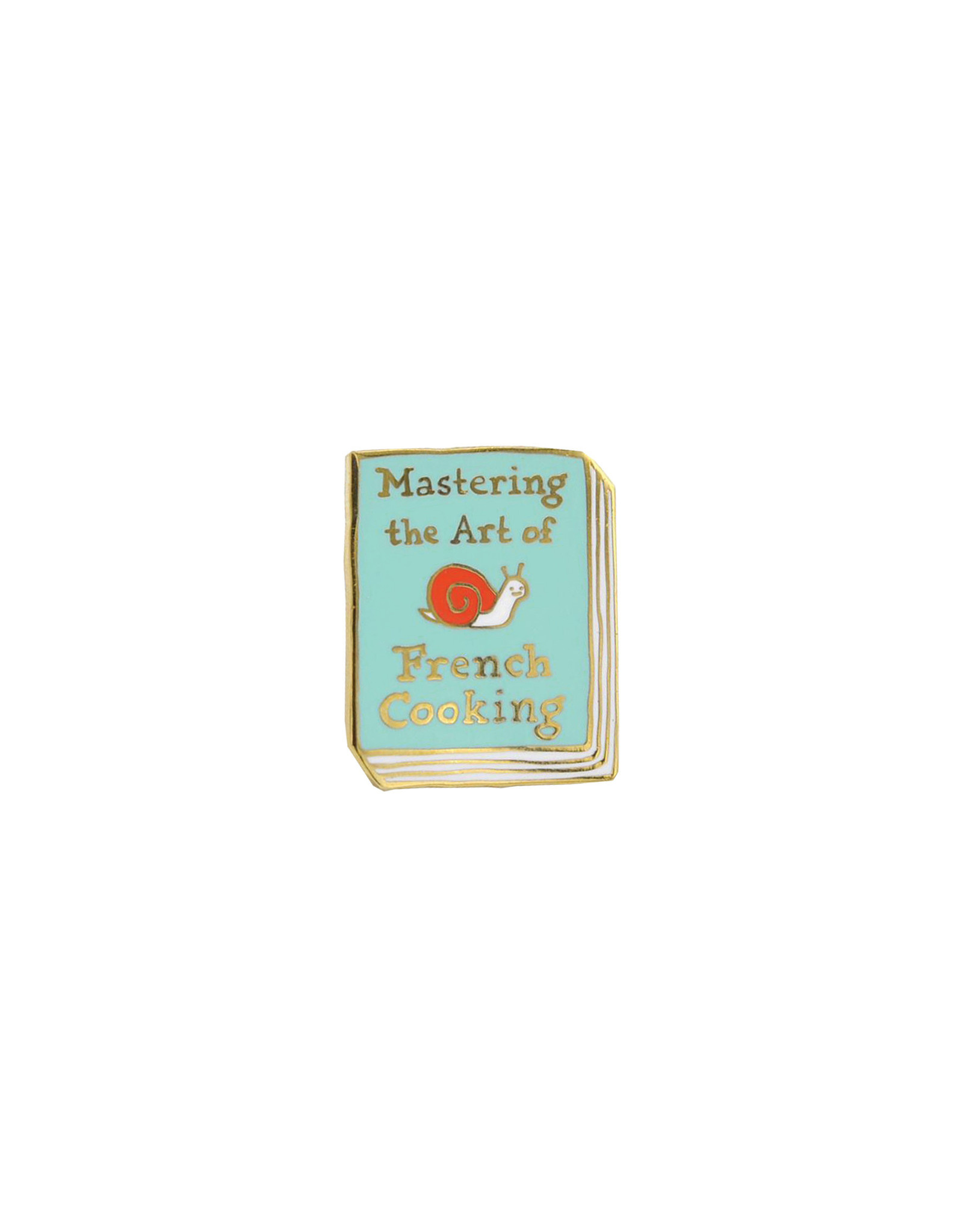 Ideal Bookshelf Book Pin: Mastering the Art of French Cooking