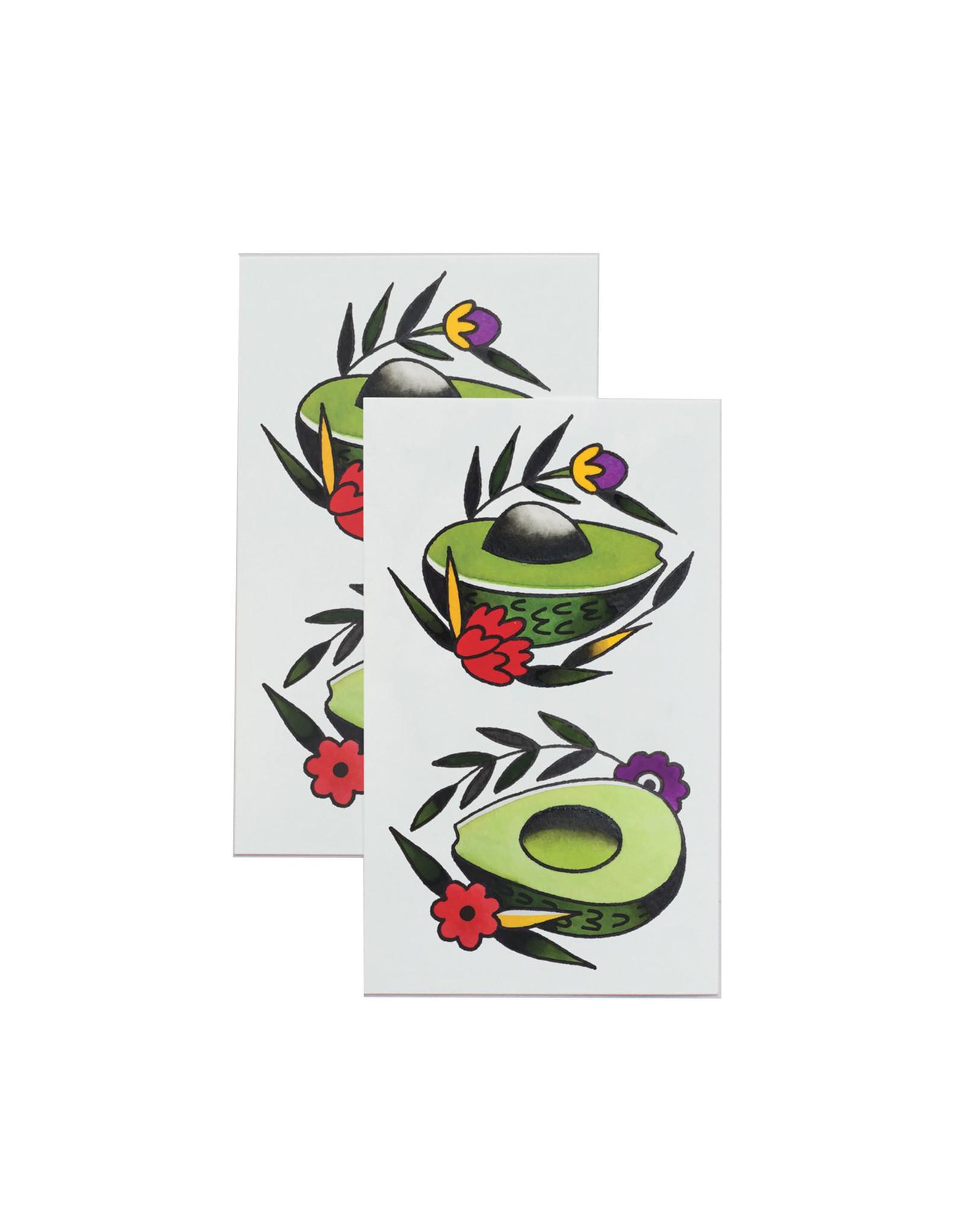 Tattly Avocado, Set of 2