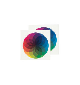 Tattly Color Burst, Set of 2