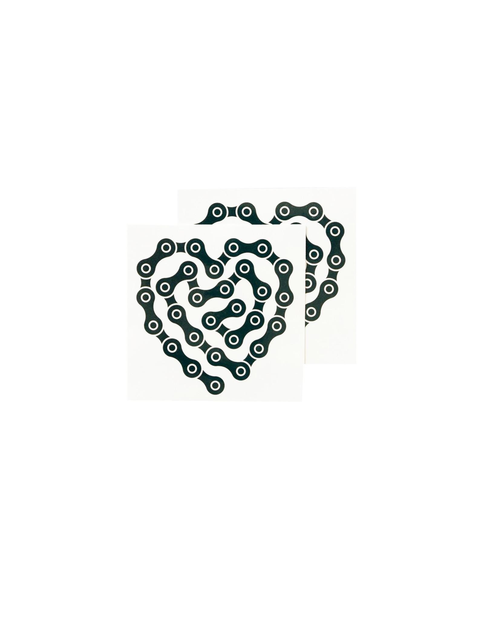 Tattly Heart Links Set of 2