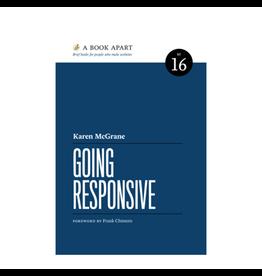 A Book Apart: Going Responsive (No. 16)