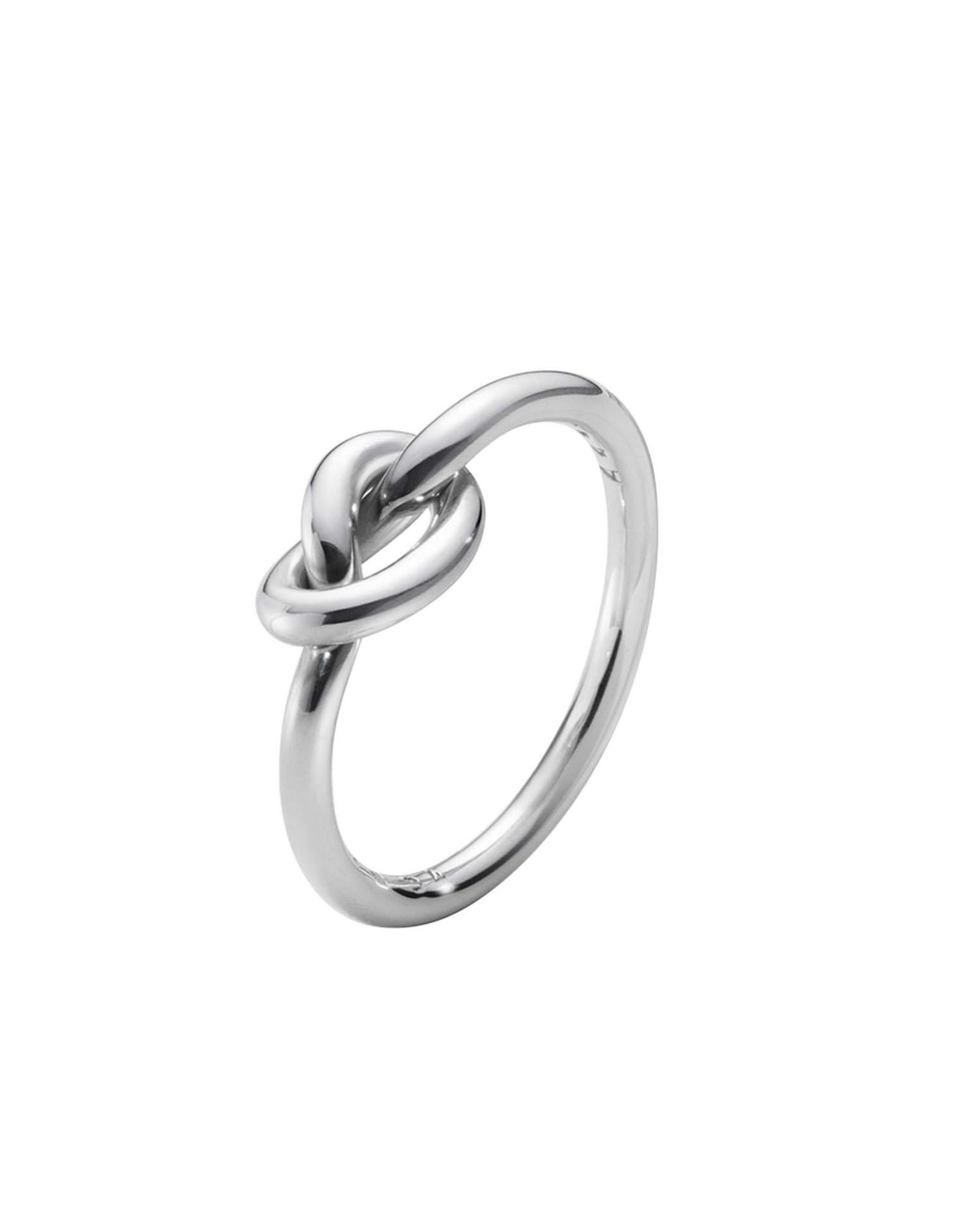 Georg Jensen Love Knot Ring, Size 6