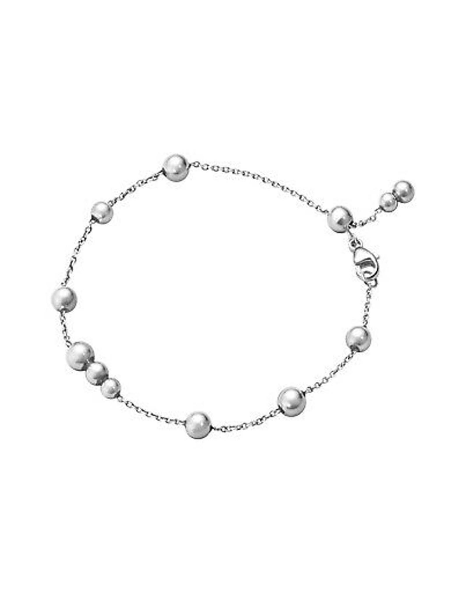 Georg Jensen Moonlight Grapes Bracelet, 551D, Silver