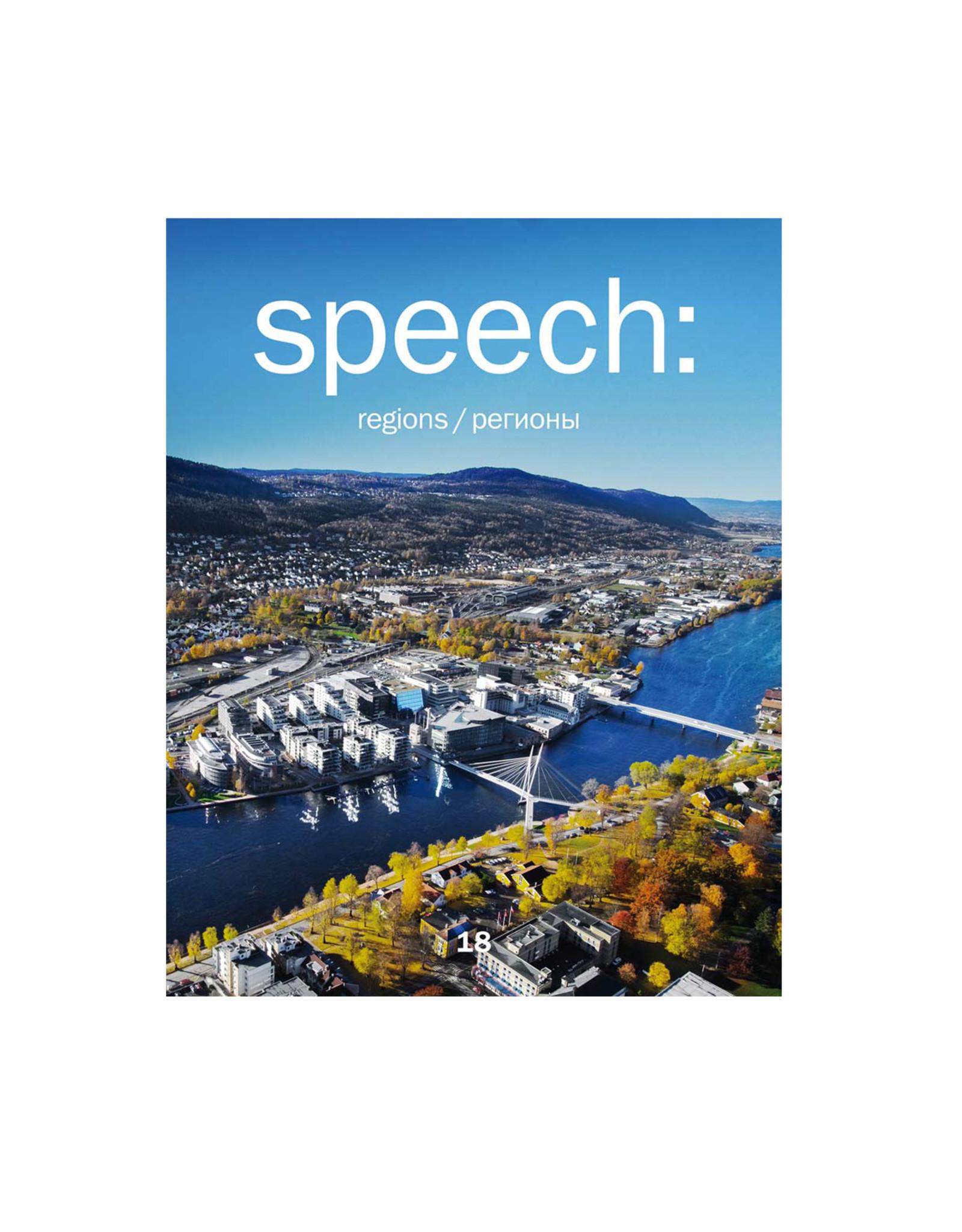 Speech: 18, Regions
