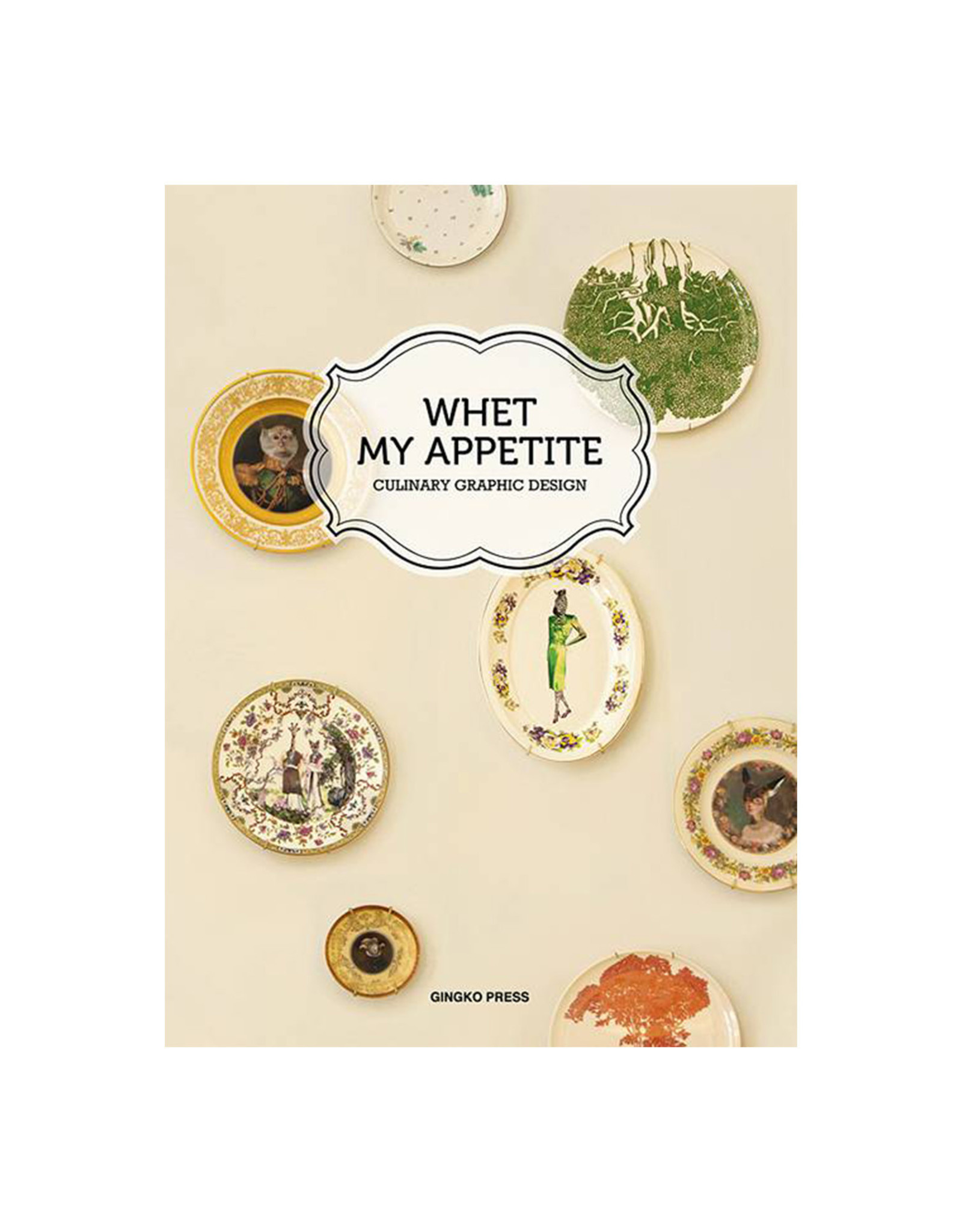 Whet My Appetite: Culinary Graphic Design