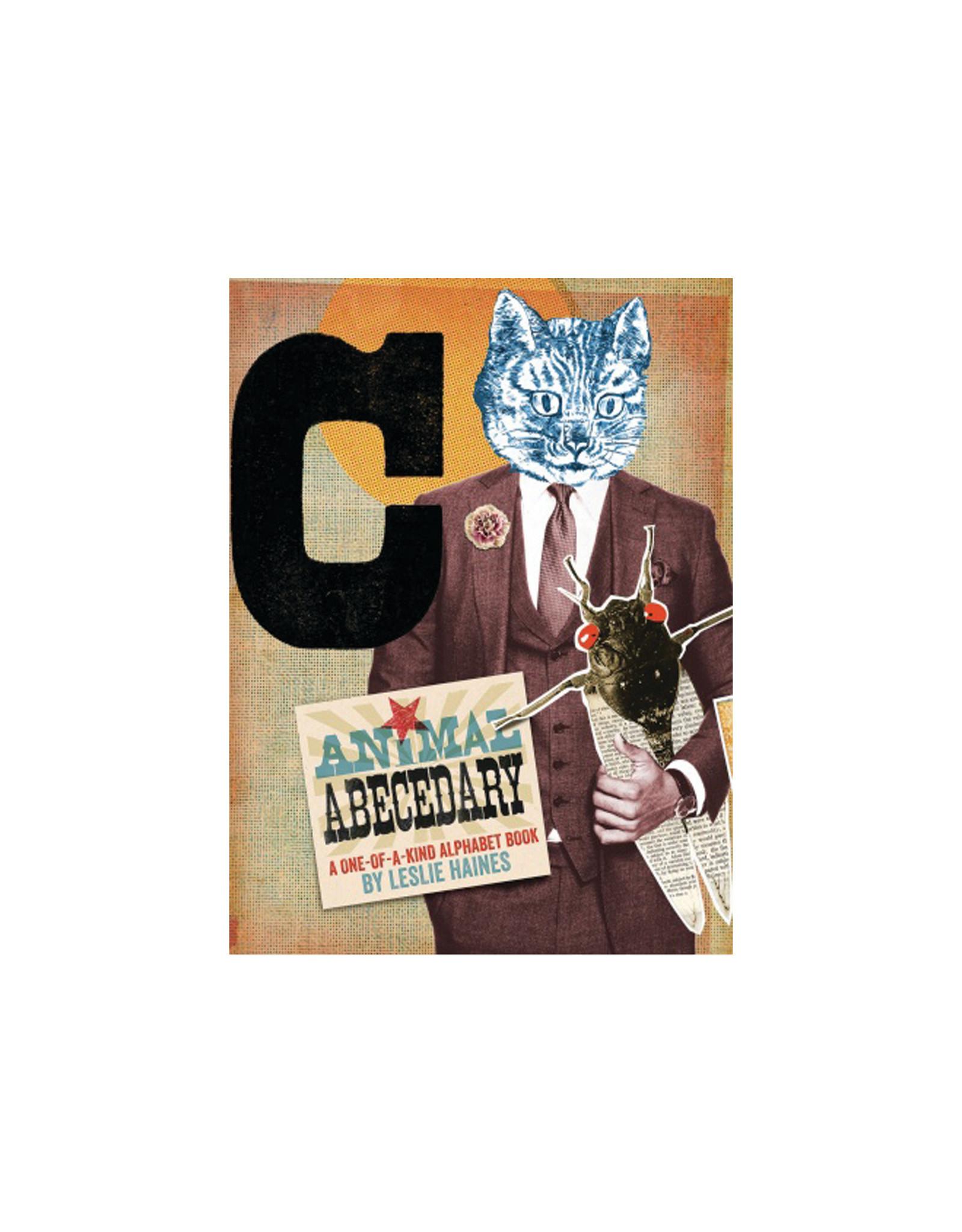 Animal Abecedary: A One of a Kind Alphabet Book