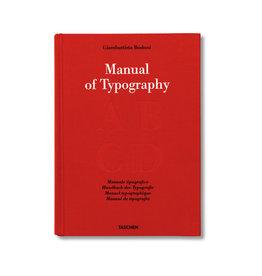 Bodoni, Manual of Typography: Manuale Tipigrafico (1818)