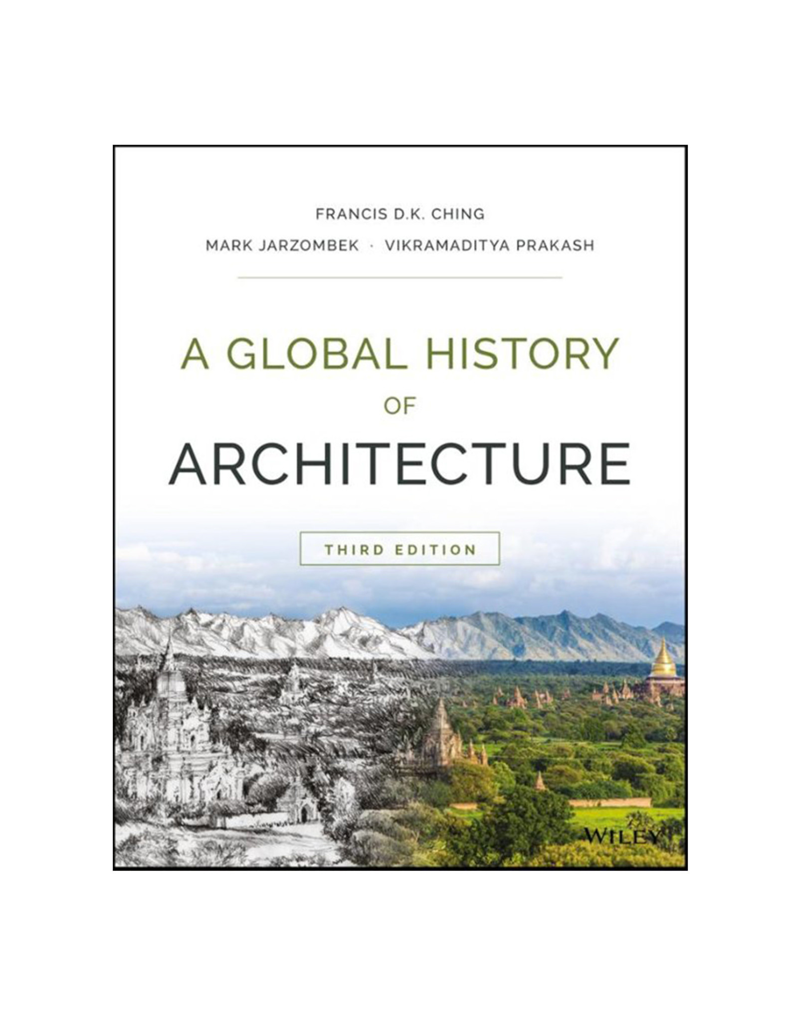 Global History of Architecture, 3rd Edition