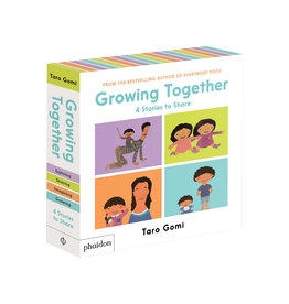 Growing Together: 4 Stories To Tell