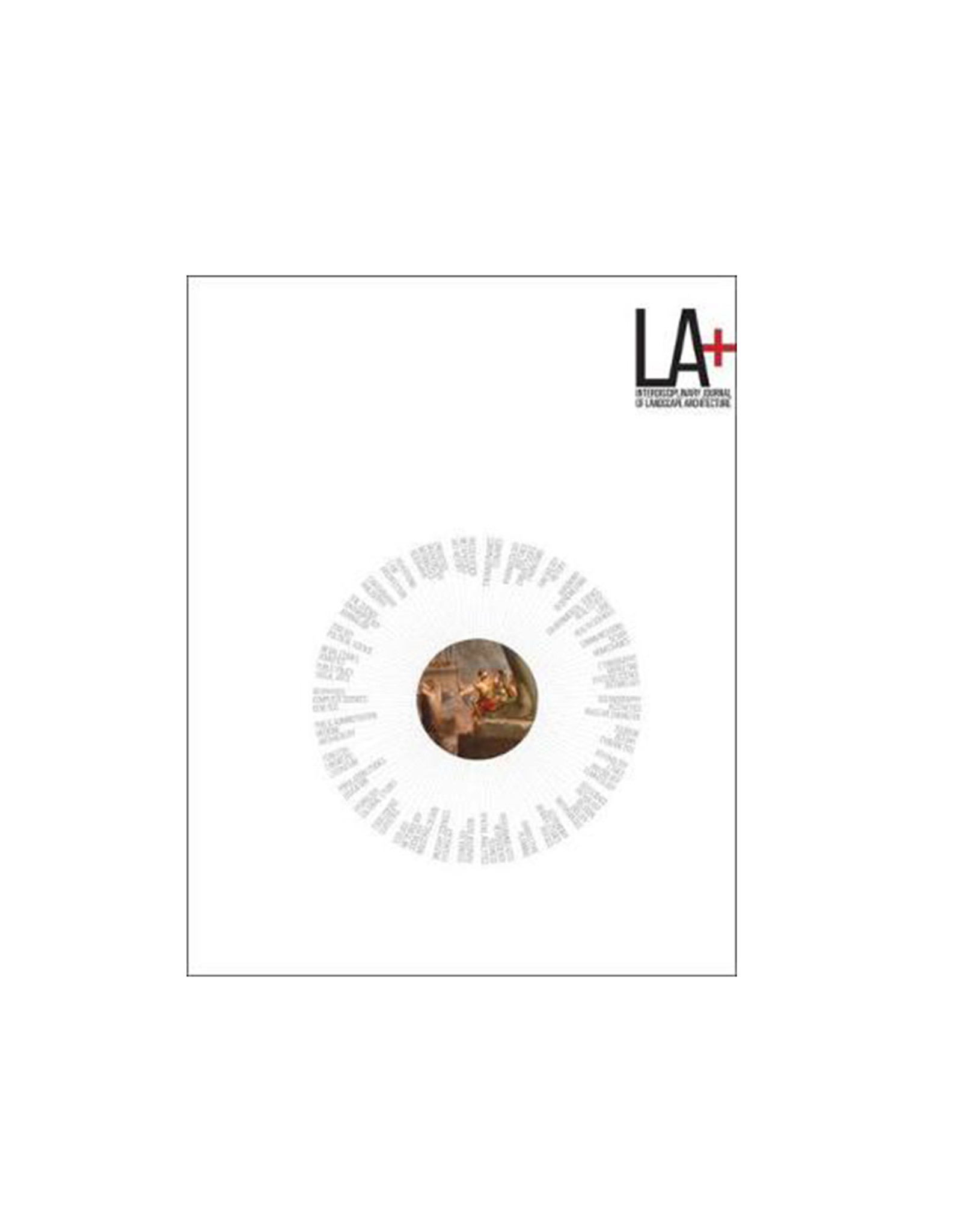 LA+ Interdisciplinary Journal of Landscape Architecture, Imagination